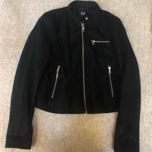 Gap Women's Black Wool Jacket